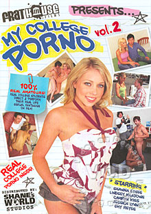 My College Porno Vol. 2