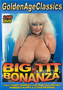 Big Tit Bonanza Box Cover