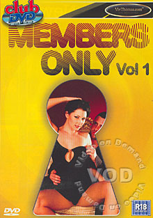 Members Only Vol. 1 Box Cover