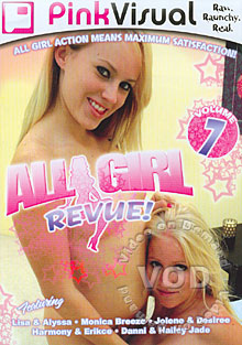 All Girl Revue Volume 7