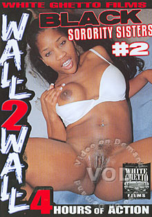 Black Sorority Sisters #2 Box Cover