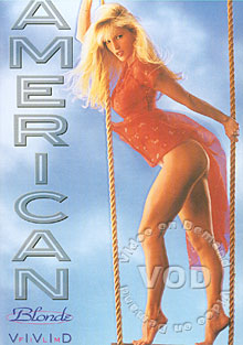 American Blonde Box Cover