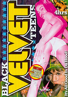 Black Velvet Teens Box Cover