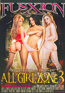 All Girl Zone 3 Box Cover
