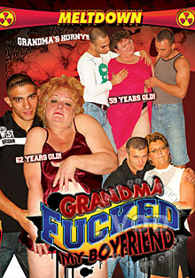 Grandma Fucked My Boyfriend Box Cover
