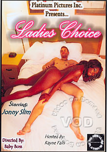 Ladies Choice - Jonny Slim Box Cover