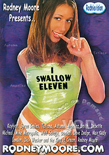 I Swallow Eleven Box Cover
