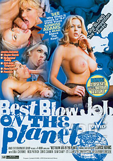 Best Blowjob On The Planet Box Cover