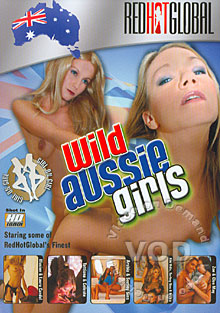 Wild Aussie Girls Box Cover