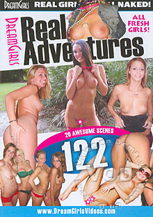 Real Adventures 122 Box Cover