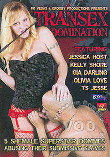 Transex Domination Box Cover