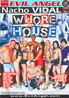Whore House Box Cover