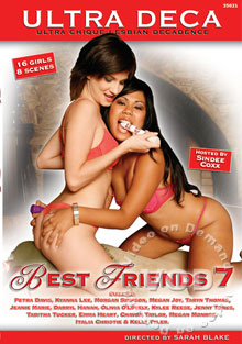 Best Friends 7 Box Cover