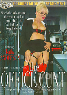 The Office Cunt Box Cover