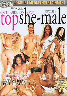 South America's Next Top She-Male Cycle 1 Box Cover