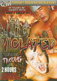Violated Box Cover