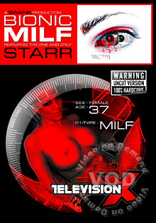 Bionic MILF Box Cover