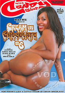 Cream In Chocolate #6 Box Cover