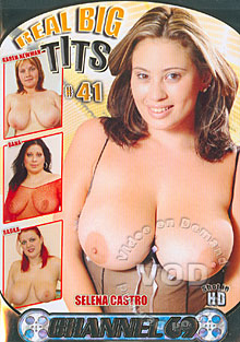 Real Big Tits 41 Box Cover