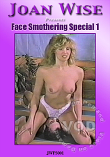Face Smothering Special 1 Box Cover