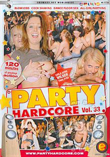 Party Hardcore Vol. 33 Box Cover