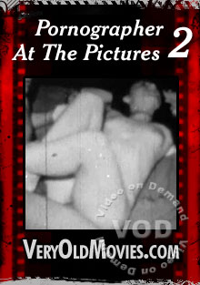 Pornographer At The Pictures 2 Box Cover