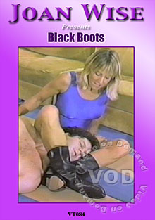 Black Boots Box Cover