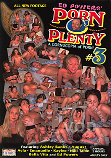 Porn O' Plenty #3 Box Cover