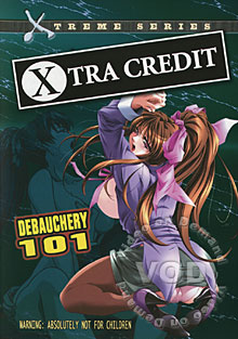 Xtra Credit Box Cover