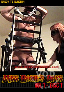 Miss Roxie's Boys Vol. 1 (Disc 1)