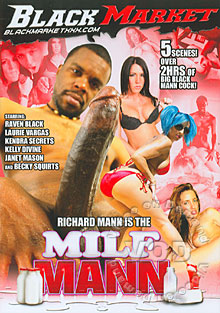 MILF Mann Box Cover