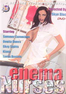 Enema Nurses Box Cover