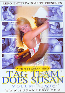 Tag Team Does Susan Volume Two Box Cover