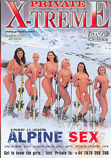 Alpine Sex Box Cover