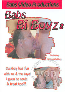 Babs Bi Boyz Box Cover