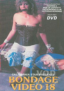 Bondage Video 18 Box Cover