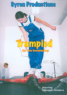 Trampled In The Sweatshop Box Cover
