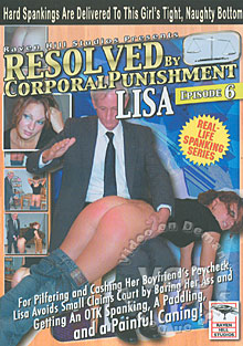 Resolved By Corporal Punishment Episode 6 - Lisa Box Cover