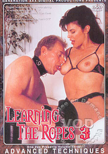 Learning The Ropes 3 Box Cover