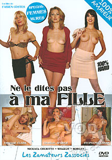 Ne Le Dites Pas A Ma Fille Box Cover