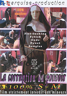 La Corruption Du Pouvoir Box Cover