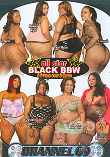 All Star Black BBW Box Cover