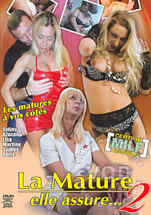 La Mature Elle Assure... 2 Box Cover