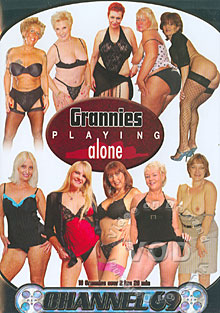 Grannies Playing Alone Box Cover