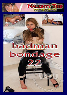 Badman Bondage 22 Box Cover