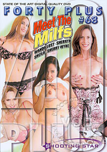 Forty Plus 68 - Meet The MILFs Box Cover