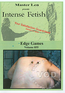 Intense Fetish Volume 855 - Edge Games Box Cover