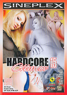 Hardcore Climax 15 Box Cover