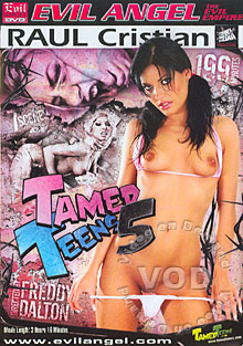 Tamed Teens 5 Box Cover
