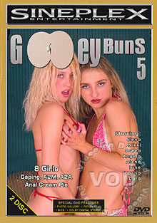 Gooey Buns 5 Box Cover